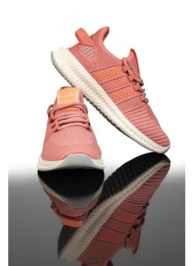 Letoon 2103K Kadın Spor Ayakkabı Somon